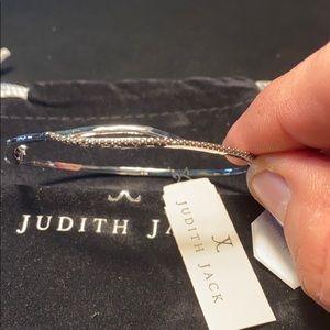 Judith Jack Fluidity Silver Bracelet